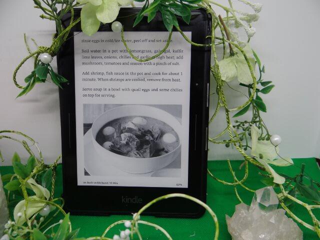 eBook-Formatierung, eBook-Erstellung, Kochbuch